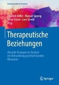 Therapeutische Beziehungen