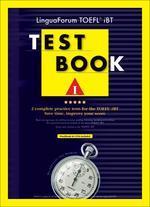 링구아포럼 TOEFL iBT TEST BOOK 1