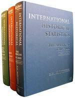 International Historical Statistics