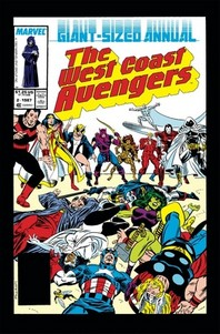 Avengers West Coast Epic Collection