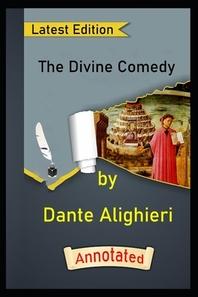 The Divine Comedy by Dante Alighieri (Original Translation) Poetry Novel