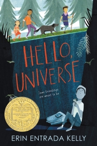 Hello, Universe (2018 Newbery Medal Winner) [New Edition]