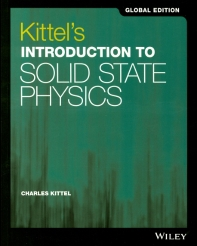 Introduction to Solid State Physics(Global Edition)
