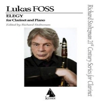 Elegy for Clarinet and Orchestra
