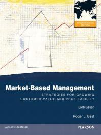 Market-Based Management  (Paperback)