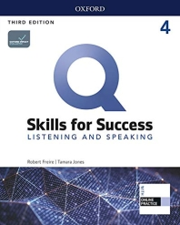 Q: Listening and Speaking 4 SB with Online Practice