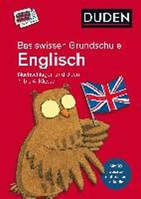 Basiswissen Grundschule - Englisch 1. bis 4. Klasse