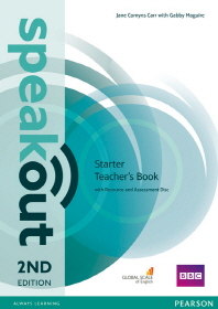 Speakout Starter Teachers Guide + Disc