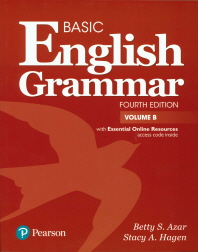 Basic English Grammar. B(SB with Online Resources)