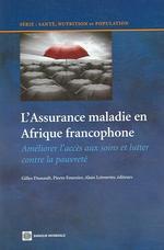 L'Assurance Maladie En Afrique Francophone