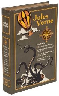 Jules Verne: Four Novels