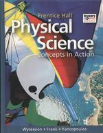 PHYSICAL SCIENCE CONCEPTS IN ACTION (PRENTICE HALL)