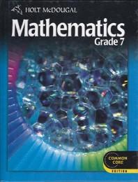 Holt McDougal Mathematics