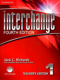 Interchange Teacher s Edition. 1