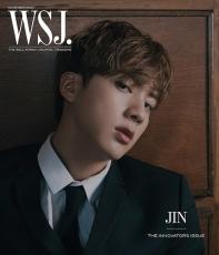 The Wall Street Journal USA(2020년 11월)(커버: BTS 방탄소년단 JIN)