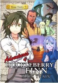 Manga Classics Adv of Huckleberry Finn