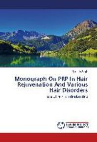 Monograph on Prp in Hair Rejuvenation and Various Hair Disorders