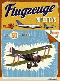 Papertoys: Flugzeuge