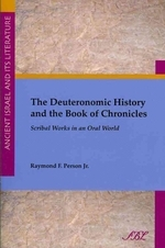 The Deuteronomic History and the Book of Chronicles
