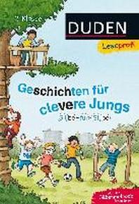 Leseprofi - Silbe fuer Silbe: Geschichten fuer clevere Jungs, 2. Klasse