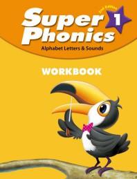 Super Phonics(슈퍼 파닉스). 1(WB)