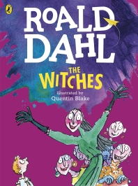 The Witches (Dahl Colour Editions)