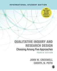 Qualitative Inquiry and Research Design(International Student Edition),