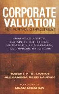 Corporate Valuation for Portfolio Investment