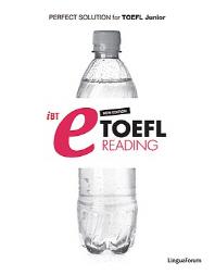 IBT E TOEFL READING(NEW EDITION)