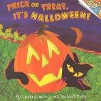 Trick or Treat, It's Halloween!