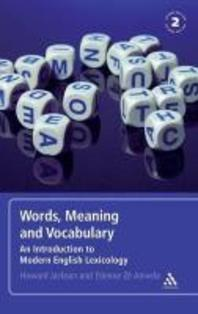 Words, Meaning and Vocabulary 2nd Edition