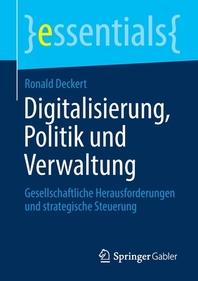 Digitalisierung, Politik Und Verwaltung