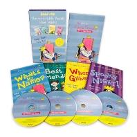 The Not so Little Princess(Book+CD+Word book) 4종 SET