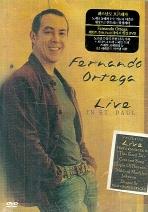 FERNANDO ORTEGA LIVE IN ST PAUL(DVD)