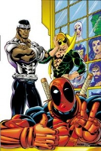 Luke Cage, Iron Fist & the Heroes for Hire, Volume 2