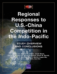 Regional Responses to U.S.-China Competition in the Indo-Pacific