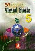 VISUAL BASIC 5.0(34개의 예제로 따라해보는)