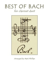 Best of Bach for Clarinet Duet