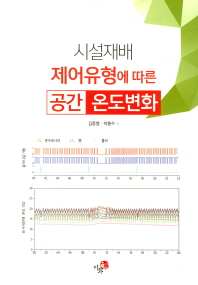 시설재배 제어유형에 따른 공간 온도변화
