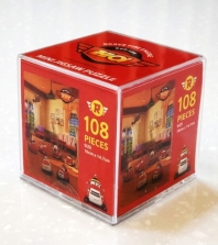 용감한 소방차 레이 미니 직소퍼즐 108pcs: 출동! 레이소방대i