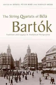 String Quartets of Bela Bartok