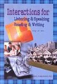 Interactions for Listening & Speacking / Reading % Writing