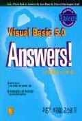 VISUAL BASIC 5.0 ANSWERS