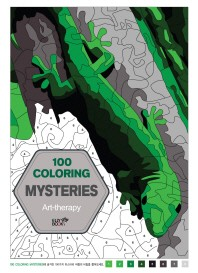100 Coloring Mysteries