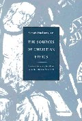 The Sources of Christian Ethics