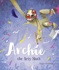 Archie the Arty Sloth, 2