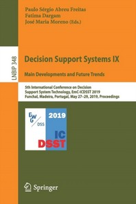 Decision Support Systems IX