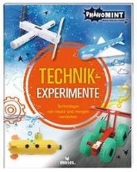 PhaenoMINT Technik-Experimente