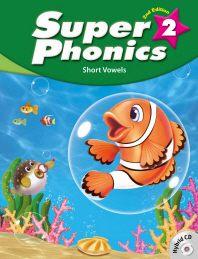 Super Phonics(슈퍼 파닉스). 2(SB)