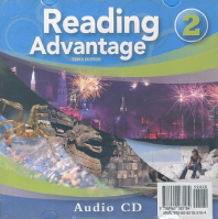 Reading Advantage 2, 3/E(CD)